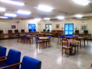 ห้องสารนเทศ ห้องสมุด